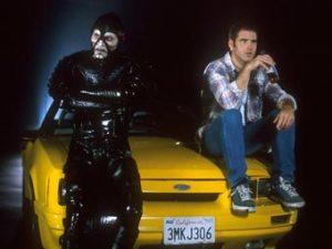 Scorpius and John Crichton
